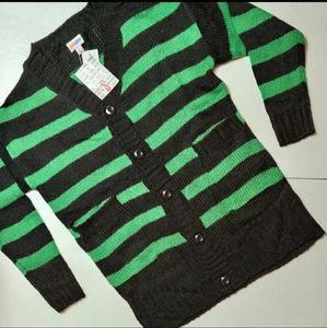 Lularoe Lucille Cardigan Sweater Small